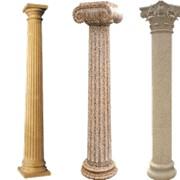 Изготовление колонн и балясин фото