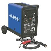 Сварочный полуавтомат Blueweld VegaMig 200/2 Turbo 63147502