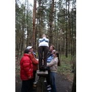 Тренинг Веревочный курс фото