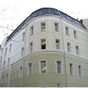 Здание в Верхнем Золоторожском переулке фото