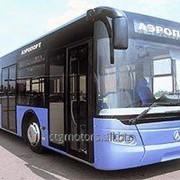 Автобус для обслуживания аэропортов AeroLAZ фото