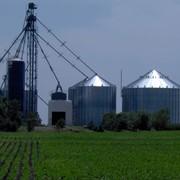 Зернохранилища (силосы) Sioux Steel фото