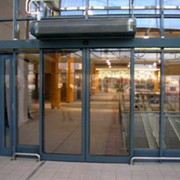 Плоские раздвижные двери фото
