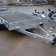 Прицеп-автотрейлер A45T2 фото