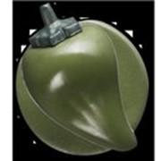 Пукли, пластиковые, зелёная паприка, 12 шт. фото