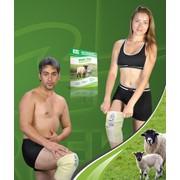 Наколенник из овечьей (мериносовой) шерсти фото