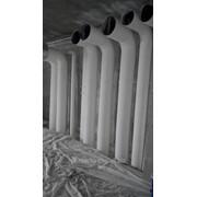 Огнезащита воздуховодов внутренняя фото