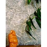 Декоративное покрытие (жатая бумага) фото
