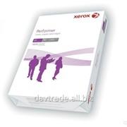Бумага для принтера Xerox Performer А4 500 листов фото