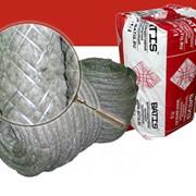Батиз Шнур – шнур базальтовый теплоизоляционный, оплетенный стеклянным ровингом фото