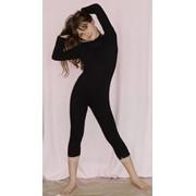 Полукомбинезон для гимнастики П442 фото