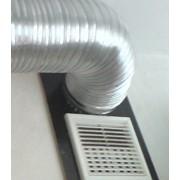 Вентилятор (установка в вытяжку, подключение) фото