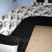 Качественная перетяжка мягкой мебели в Минске. фото