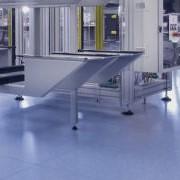 Токопроводящие системы Colorex и покрытия для чистых помещений фото