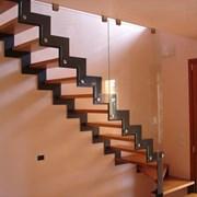 лестницы на косоурах фото