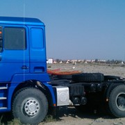 Тягач SHAANXI MAN SX4256DT324 Евро-IV 2014г. фото