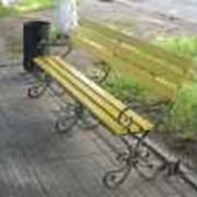 Скамейка СК-1 фото
