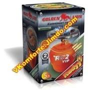"""Газовый комплект: GOLDEN LION™ VIP """"Rudyy Rk-2"""" 5л. фото"""