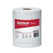 Рулонные бумажные полотенца с центральной вытяжкой Katrin Classic M2 - 6 рул/уп, 674 л/рул, 2 слоя фото