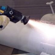 Антикоррозионная защита металлоконструкций методами газотермического напыления.