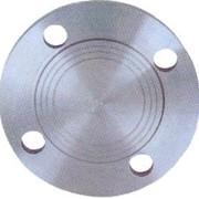 Фланецевая заглушка, стальной, Фланцевые заглушки стальные купить в Астане, в Казахстане фото