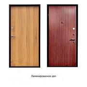 Обивка ,утепление дверей. фото