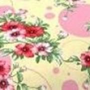 Ткань постельная Бязь 136 гр/м2 150 см Набивная цветной/S054 FL фото