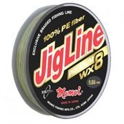Шнур JigLine Leader 0,09 мм, 6,1 кг, 10 м, желтый (уп.10 шт) фото