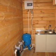 Установка водоснабжения фото