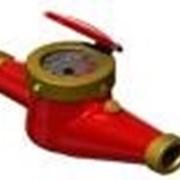 Cчётчик воды многоструйный крыльчатый MTW — UA 25 мм фото
