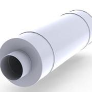 Шумоглушители для круглых каналов фото