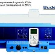Система управления Logamatic 4324 RU без пульта МЕС 2 7736615912 фото