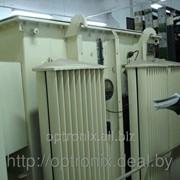 Трансформатор силовой ТМЗ-1600\10\0,4 фото