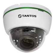 Внутренняя IP камера TSi-Dle2VPA (2.8-12) фото