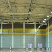 Акустические панели с акриловым покрытием и перфорацией СМЛ фото