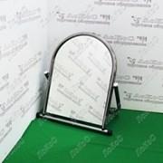 Зеркало для обуви, 500Lx500Hx300D мм, зеркальное полотно 500х370мм, 5MMO-02(хром) фото