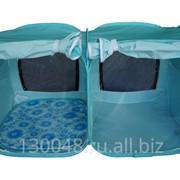 Выставочная палатка двухместная серии Лайт фото