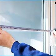 Окна поливинилхлоридные фото