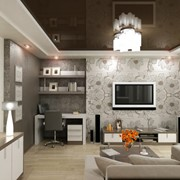 Дизайн интерьера Квартира для молодой пары фото
