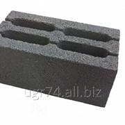 Керамзитобетонный блок М50 фото