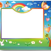 Коробка-сундучок малый (для одного полотенца 70х140) Детская 285х230х50 фото