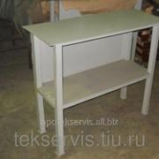 Стол металлический - нагрузка 100 кг СП СМ-3 исп 3 фото