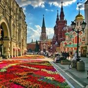 Туры в Москву фото