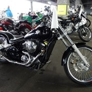 Мотоцикл чоппер No. B5660 Kawasaki VULCAN 400 фото