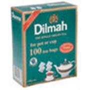 Чай DILMAH черный, без индивид.уп, 1.5г,100шт. 930500 фото
