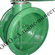 Клапан герметический с ручным приводом фото