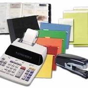 Бумажно-беловые и канцелярские товары