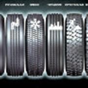 Шины для автомобилей. фото