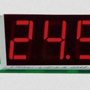 Вольтметр DC Вм-19/1 три разряда фото
