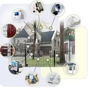 Строительство систем безопасности фото